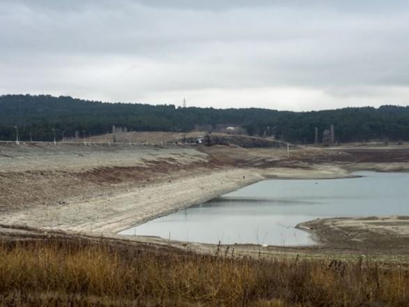В Крыму практически пересохло семь водохранилищ