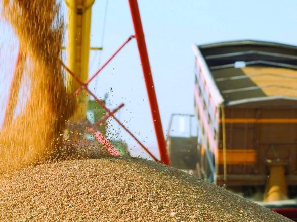 Украина отправила на экспорт уже 27,2 млн тонн зерновых