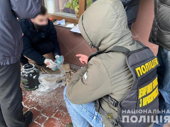 В Хмельницьком изъяли психотропов на полмиллиона гривен