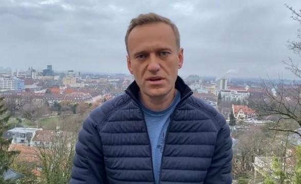 Навального доставили в отделение полиции в Подмосковье