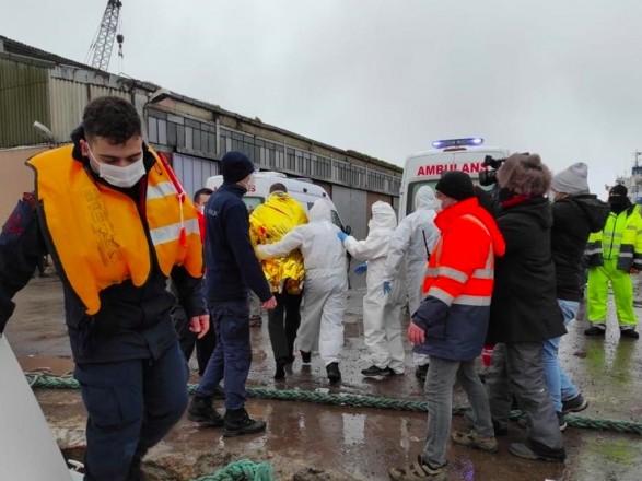 """Крушение """"Арвина"""" с украинцами на борту: найдены тела трех моряков"""