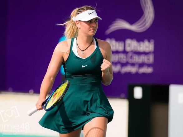 Теннисистка Костюк обновила персональный рекорд в рейтинге WTA