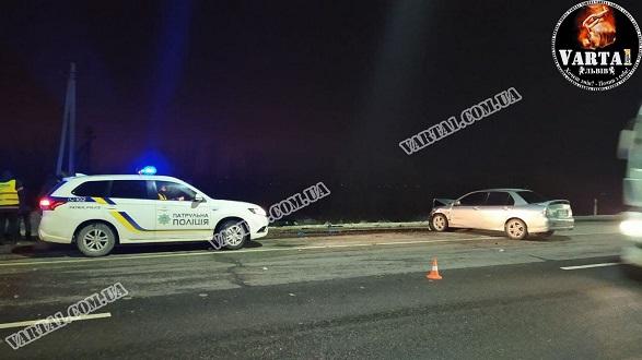 На объездной дороге Львова в ДТП пострадали пять человек