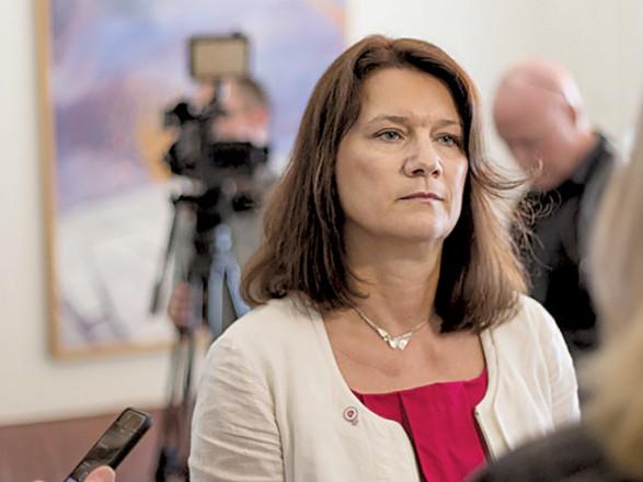 Председатель ОБСЕ прибыла в Украину с двухдневным рабочим визитом