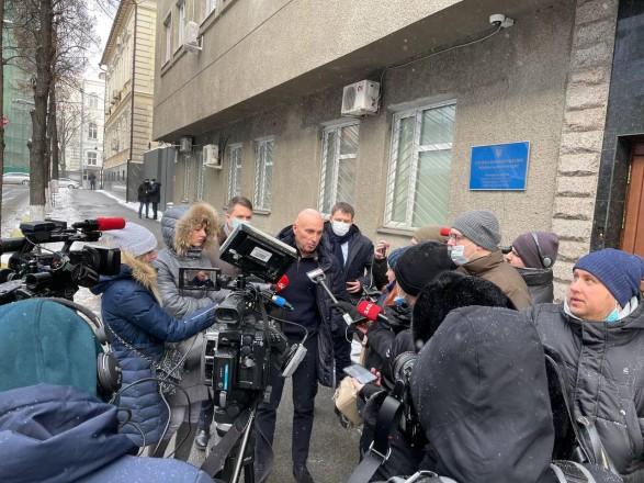 """Ярославский пришел на допрос в СБУ рассказать, как Богуслаев угробил """"Мотор Сич"""""""