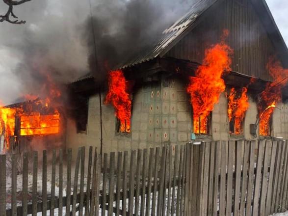 В Павлограде на пожаре погиб годовалый ребенок