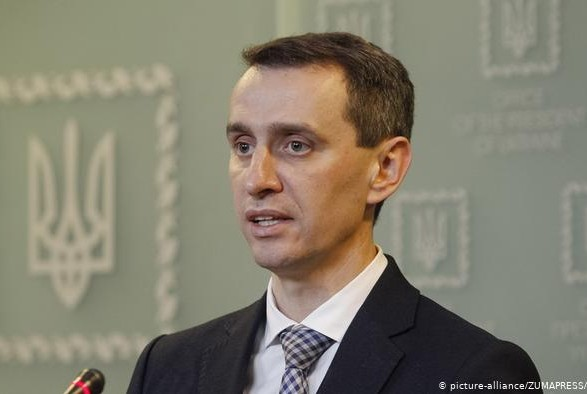 Ляшко: Украина готовится к введению паспортов вакцинации от COVID-19