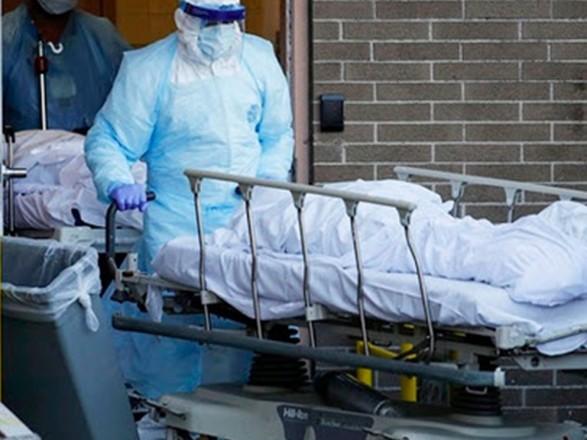 В ВОЗ за неделю зафиксировали рекордное количество смертей из-за COVID-19 в мире