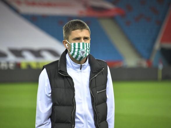 Нападающий Кравец оформил результативную передачу в чемпионате Турции