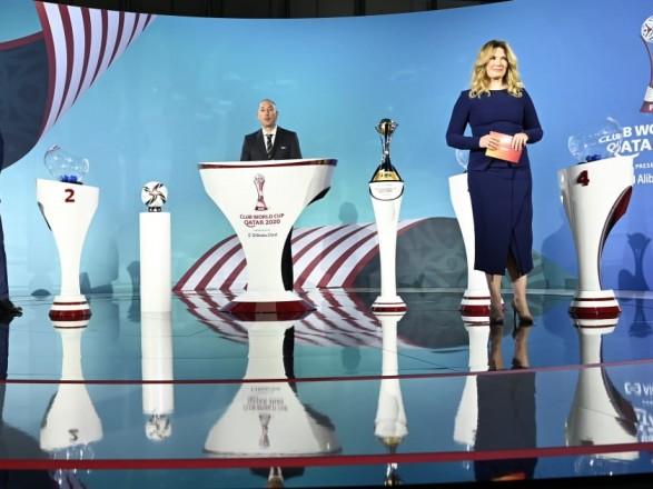 Стали известны результаты жеребьевки Клубного чемпионата мира-2021 по футболу