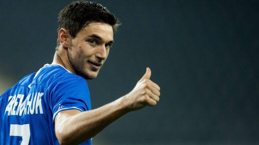 Юбилейный вечер: Яремчук забил десятый гол в сезоне, 50 - за клуб