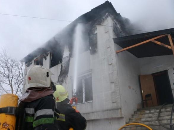 Пожар в харьковском доме престарелых: прокуратура будет настаивать на аресте четырех подозреваемых