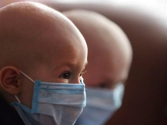 В Украине ежегодно рак выявляют у около тысячи детей - Минздрав