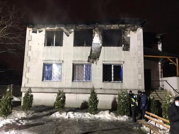 После пожара только в Харькове нашли еще шесть частных домов престарелых