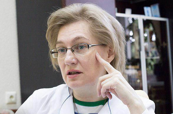 В Киеве закрываются отделения для больных COVID-19 из-за низкой заполненности - Голубовская