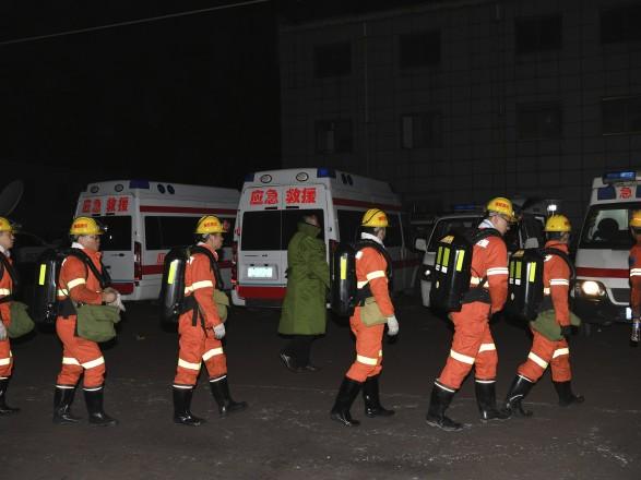 На золотодобывающей шахте в КНР взрыв - не менее 10 жертв