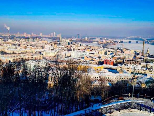 Январь поставил три новых температурных рекорда в Киеве