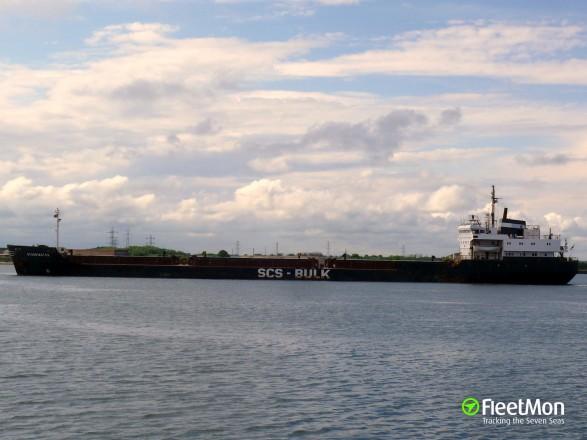 Освобождены шесть украинских моряков, которых удерживали в пиратском плену в Нигерии