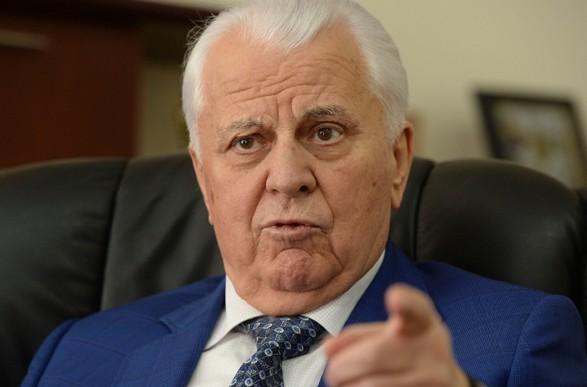 Кравчук раскритиковал противоречивые заявления РФ и ОРДЛО относительно будущего Донбасса