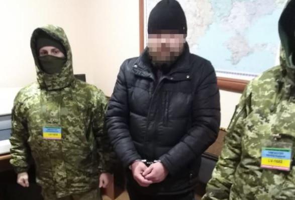 Пограничники задержали мужчину, которого пять лет разыскивали за умышленное убийство