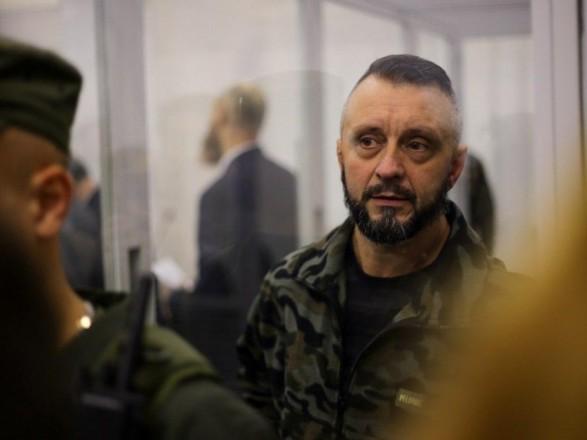 Дело Шеремета: суд продлил арест Антоненко еще на два месяца