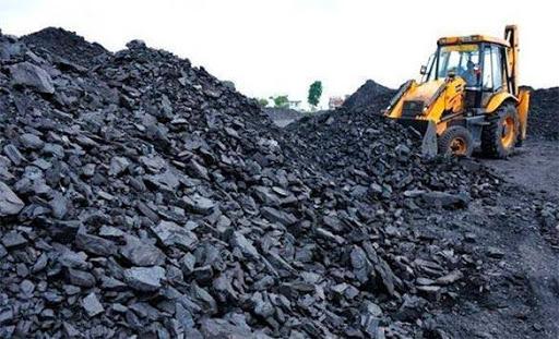 В январе добыча угля сократилась до около 2,6 млн тонн