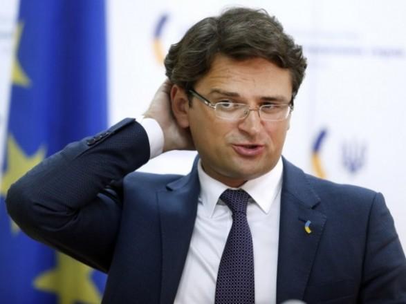 Украина не получала никаких негативных сигналов от США из-за действий отдельных политиков - Кулеба