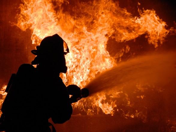 В Запорожье произошел пожар в инфекционной больнице: есть погибшие и пострадавшие