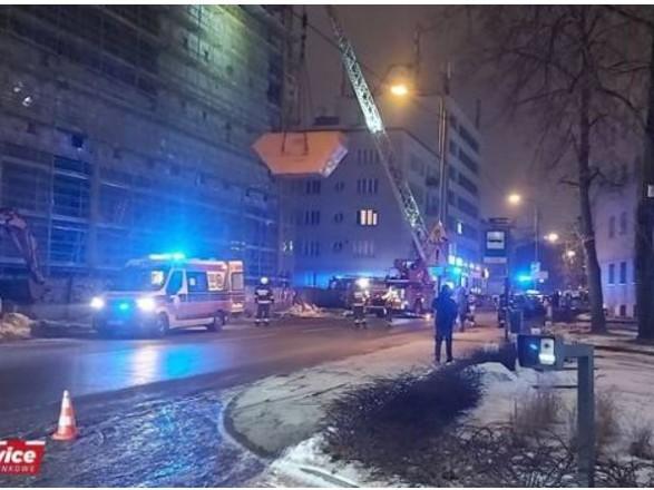 На стройке в Польше трагически погиб украинец