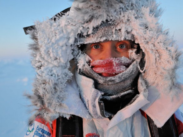 Большой снег и сильный мороз вернутся в Киев на следующей неделе