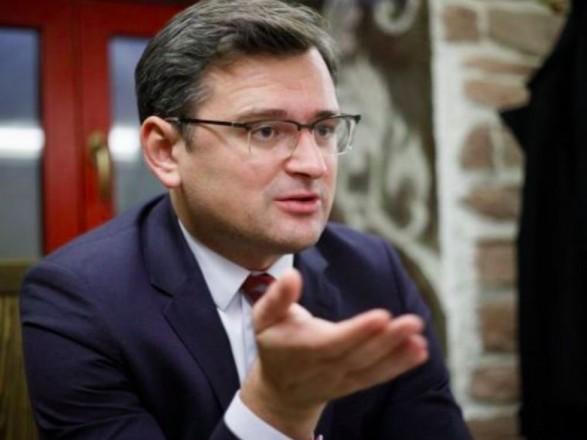 Кулеба о назначении Маркаровой послом в США: мы на стадии выхода указа президента