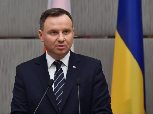 """Президенты Польши и Литвы созвонились: обсудили вопрос Украины и """"Восточное партнерство"""""""