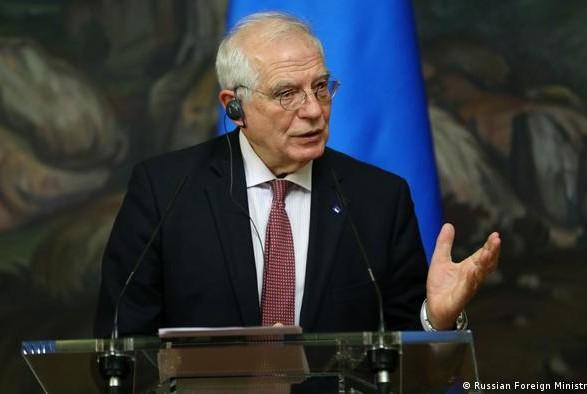 """""""Далекие от удовлетворительных"""": Глава дипломатии Евросоюза дал оценку отношениям с Россией"""