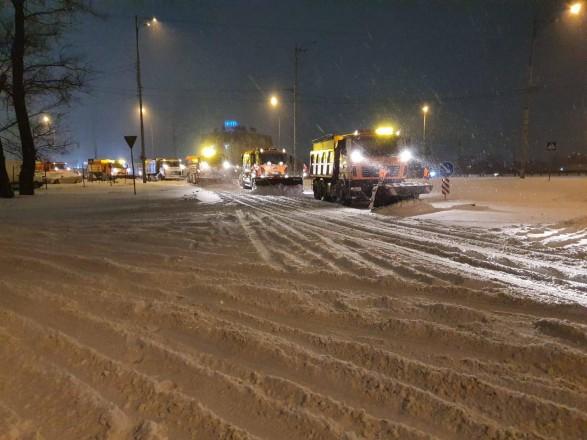 Непогода в Киеве: утром столицу сковали пробки