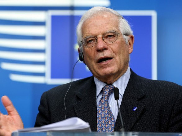 """Боррелий заявил, что ЕС должен принять """"решение века"""" о сотрудничестве или конфронтации с Россией"""