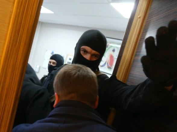 В Москве в штаб Навального пришла полиция