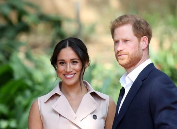 Меган Маркл и принц Гарри станут родителями во второй раз