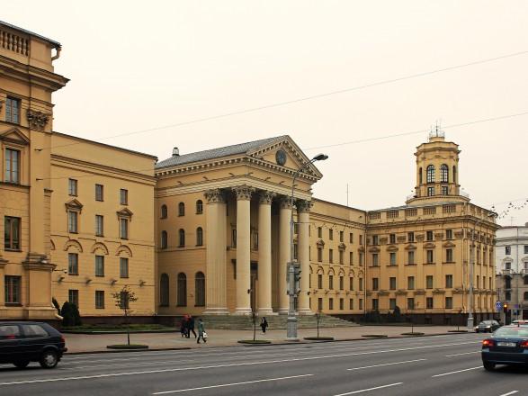 КГБ Беларуси назвал, якобых причастны к терроризму: Минск считает, что они собрались в группу в Украине