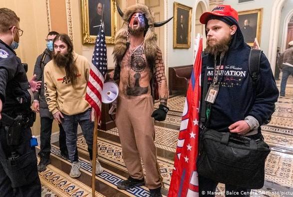 Конгресс США создаст комиссию по расследованию штурма Капитолия