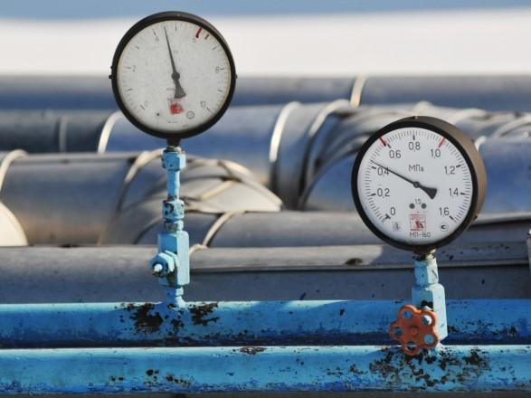 Украина на фоне морозов увеличила недельный отбор газа из ПХГ до 4%