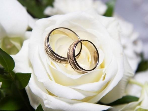 В Минюсте ообщили, сколько украинцев поженились в День Святого Валентина