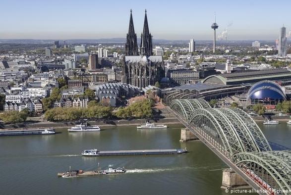 В Германии заявили о существенном улучшении качества воздуха