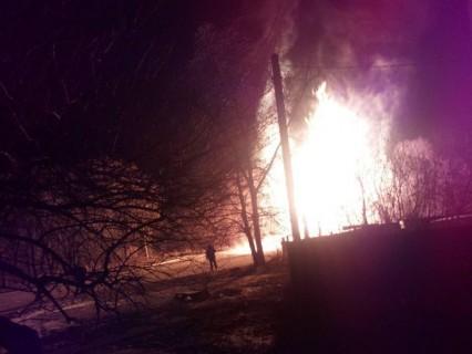 В оккупированном Луганске произошел взрыв на газопроводе