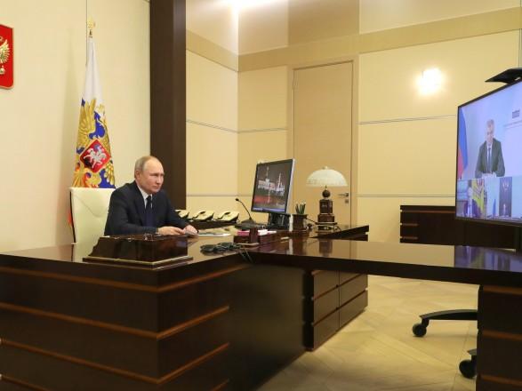 """Путин считает, что ситуация вокруг """"Северного потока-2"""" такая, ведь Запад """"хочет заставить платить РФ за Украину"""""""