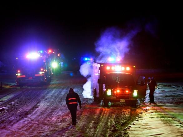 Снежный шторм и до 35 градусов мороза в США: из-за непогоды погибли уже около 30 человек, среди них дети
