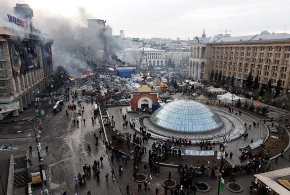 Дела Майдана: суд разрешил заочное следствие по экс-начальнику милиции Киева Мазану