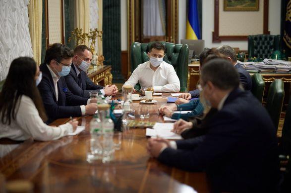 Украина перезапускает конкурс по выбору судьи в ЕСПЧ - Зеленский