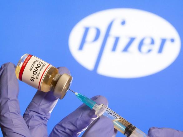 ЕС недополучила 10 млн доз вакцин Pfizer