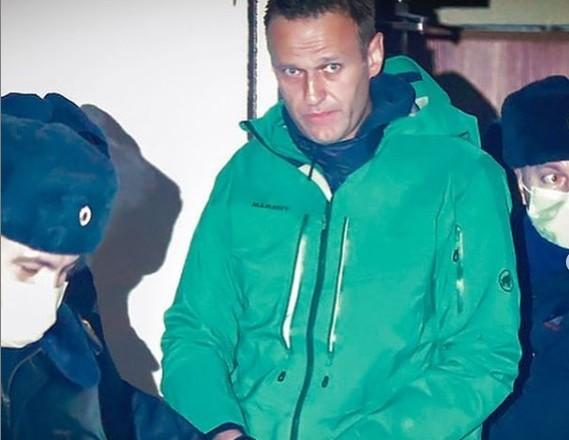 Склонен к побегу из СИЗО: Навального поставили на учет