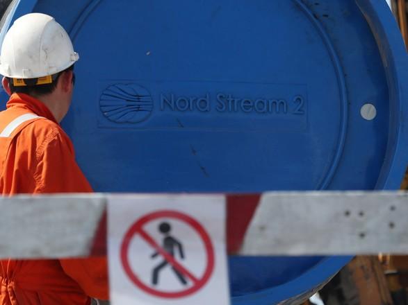 """Bloomberg: США 19 февраля представят новые санкции по """"Северному потоку - 2"""""""